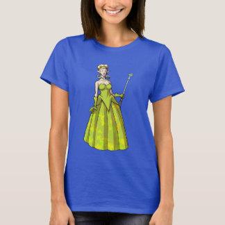 Elf noble golfer t-shirt