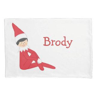 Elf On The Pillow Pillowcase