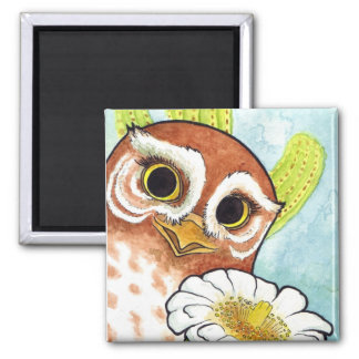 Elf Owl Magnet