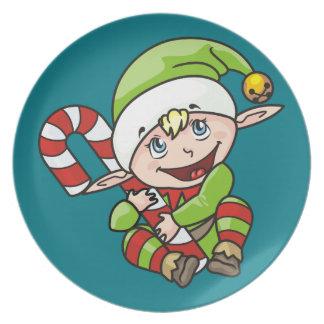 Elf Plate