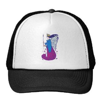 Elf queen Titania eleven queen Hats