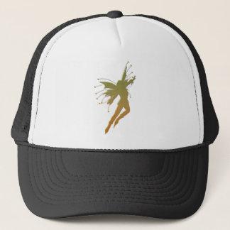 Elf Silhouette Design Trucker Hat
