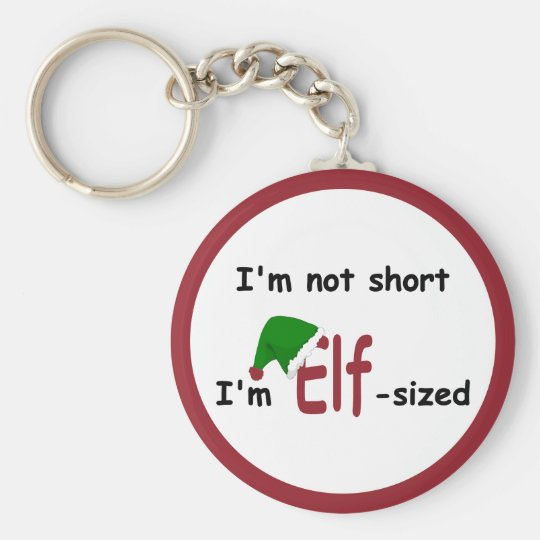 Elf - Sized Keychain