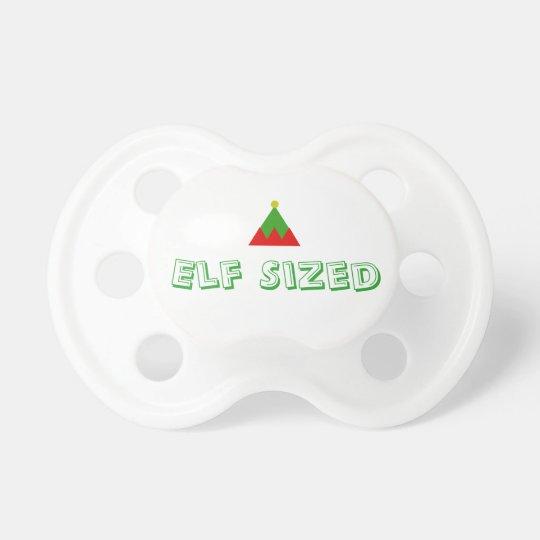 Elf Sized Pacifier / Dummy