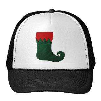 Elf Stocking Trucker Hats