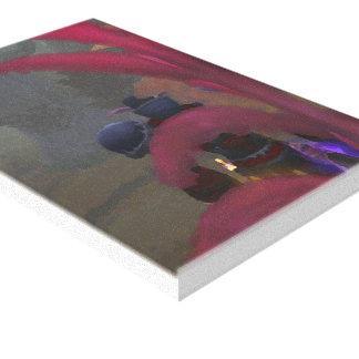 Elf traveller canvas print