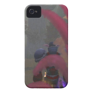 Elf traveller iPhone 4 cover