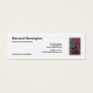 Elf traveller mini business card