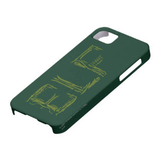 Elf Weapons Collage Barely There iPhone 5 Case