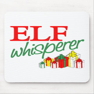 Elf Whisperer Mouse Pads