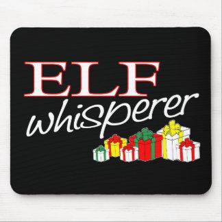 Elf Whisperer Mousepads