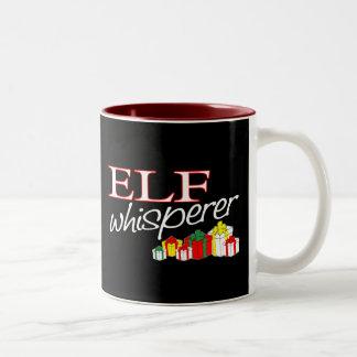 Elf Whisperer Coffee Mug