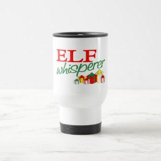 Elf Whisperer Mugs