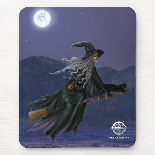 Elfland's Workshop  Mouse Pad
