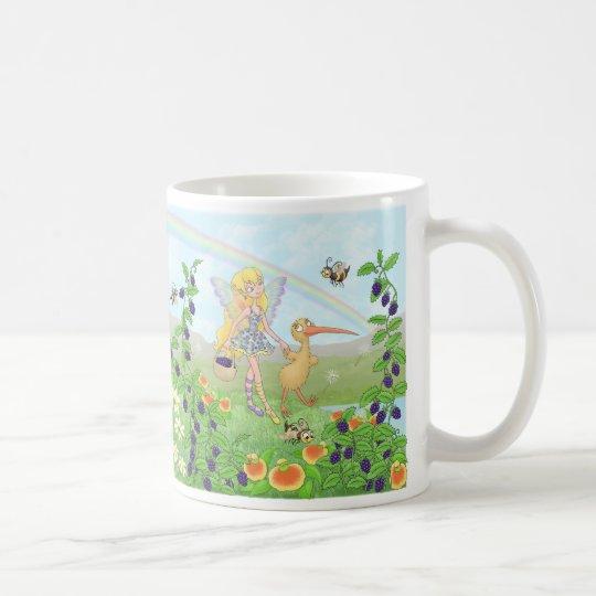Elfleda and Kiwi berries Coffee Mug