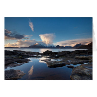 Elgol Cloud Card