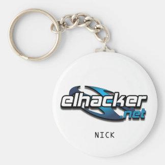 elhacker.net 2010 NICK Key Ring