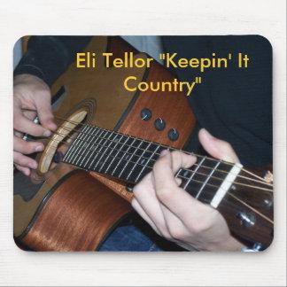 Eli Tellor Mousepad 1