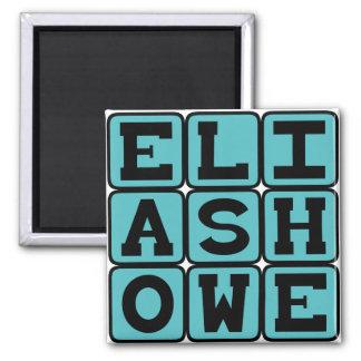 Elias Howe, American Inventor Magnets