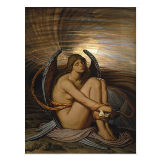 Elihu Vedder Soul CC0006 Postcard