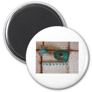 Elijahs cup 6 cm round magnet