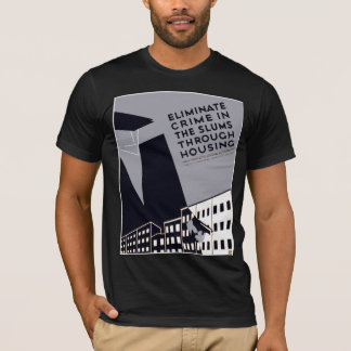 Eliminate Crime In The Slums T-Shirt
