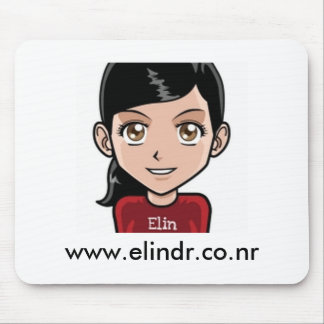 Elindr Avatar Mouse Pad