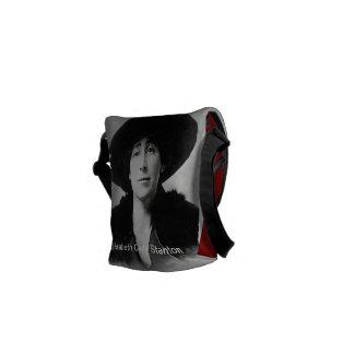 Elisabeth Cady Stanton Courier Bags