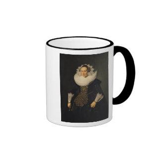Elisabeth van der Aa, 1628 Ringer Mug