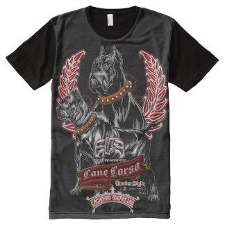 Elite Cane Corso - Hunter Style All-Over Print T-Shirt