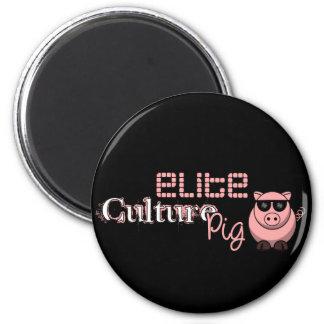 Elite Culture Pig Magnets