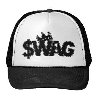 Elite King of Swag! Hats