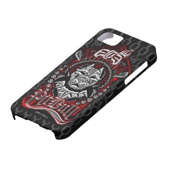 Elite PitBull iPhone 4 iPhone 5 Cover