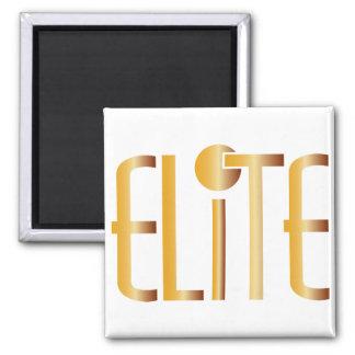 Elite - Pop Fashion Icon Saying Elitist Fridge Magnet