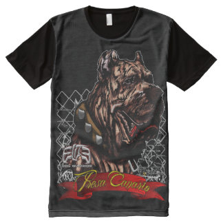 ElitE Presa Canario - Classic All-Over Print T-Shirt