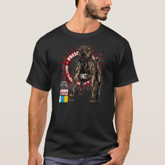 ElitE Presa Canario - Guardian T-Shirt