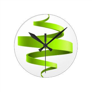 Elixr Round Clock