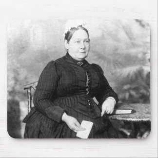 Elizabeth Ann Everest, Nanny to Winston Mouse Pad