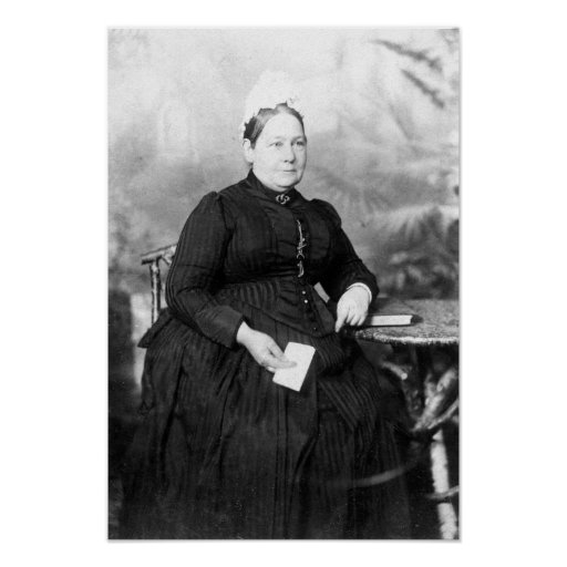 Elizabeth Ann Everest, Nanny to Winston Posters