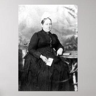 Elizabeth Ann Everest Nanny to Winston Posters