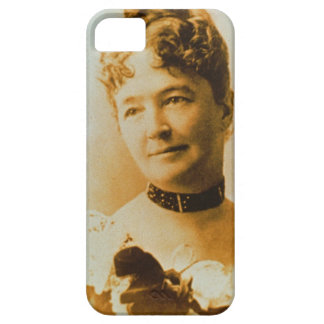 Elizabeth Bacon Custer (1842-1933) wife of General iPhone 5 Covers