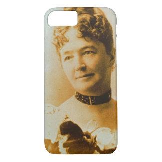 Elizabeth Bacon Custer (1842-1933) wife of General iPhone 8/7 Case