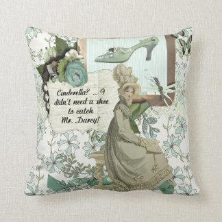 Elizabeth Bennet's Boast Cushions