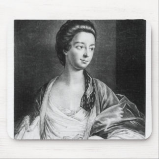 Elizabeth Chudleigh  Countess of Bristol Mouse Mat