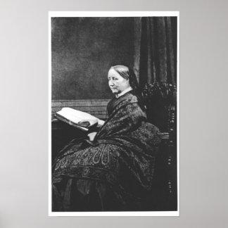 Elizabeth Cleghorn Gaskell  19th century Poster