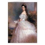 Elizabeth , Empress of Austria, 1865 Cards
