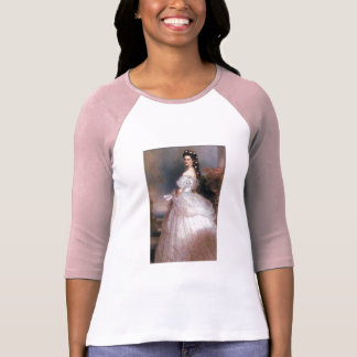 Elizabeth , Empress of Austria, 1865 T-Shirt