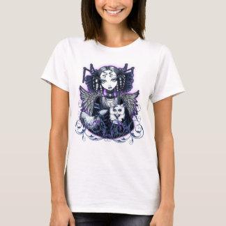 Elizabeth Gothic Persian Cat Angel Top