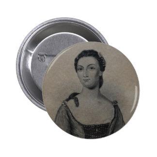 Elizabeth Graeme Fergusson II 6 Cm Round Badge