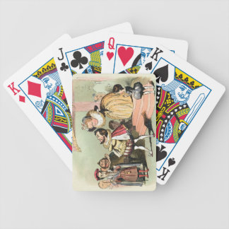 Elizabeth I (1533-1603): with Robert Devereux, 2nd Bicycle Playing Cards